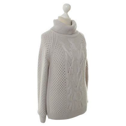 Vanessa Bruno Modello di lavoro a maglia del maglione di lana