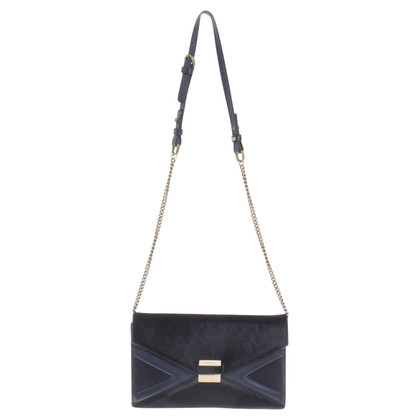 Neil Barrett Shoulder bag in dark blue