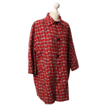 Max Mara Reversible coat wool