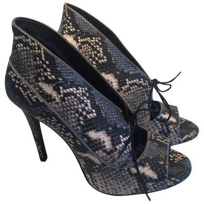 Rachel Zoe High Heels in Schlangen-Optik