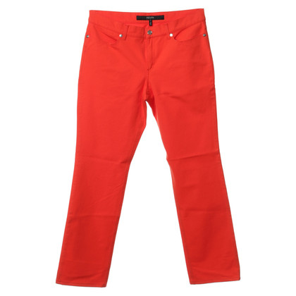 Escada Broek in oranje
