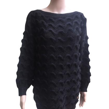 Blumarine Pullover in Schwarz