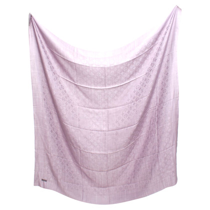 Louis Vuitton asciugamano Monogram in lilla