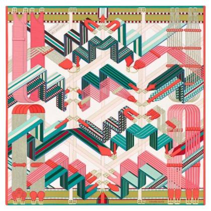 Hermès cinghie Zigzag