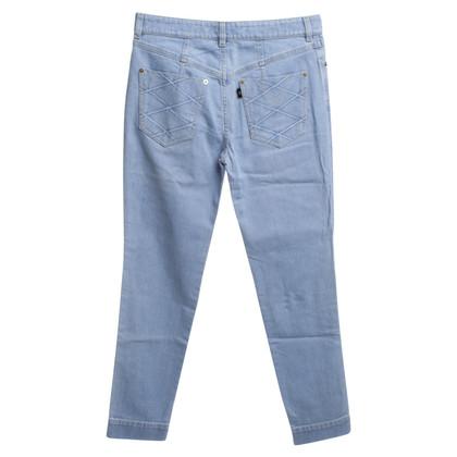 Louis Vuitton Jeans en bleu clair