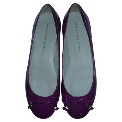 Marc by Marc Jacobs Ballerinas in Fuchsia