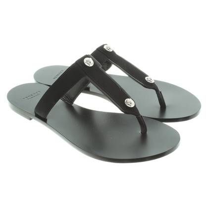 Versace Toe Separator in Black