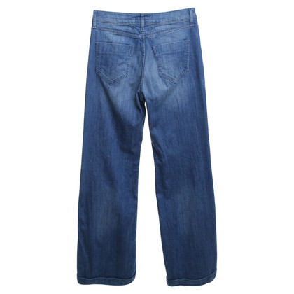 Closed Flare Denim in blu