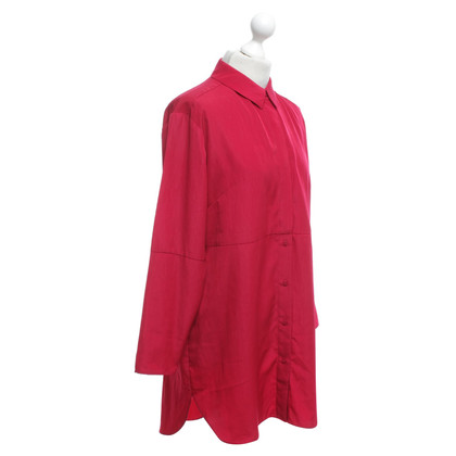 French Connection Lange blouse in het rood