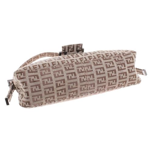 cea5df3b4296 Fendi Handbag in Beige - Second Hand Fendi Handbag in Beige buy used ...