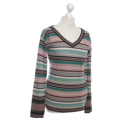 Missoni Pullover mit Muster