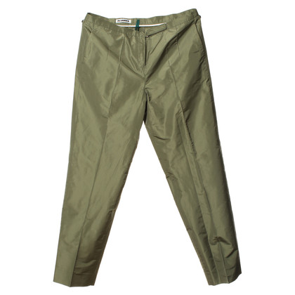 Jil Sander Trousers in green
