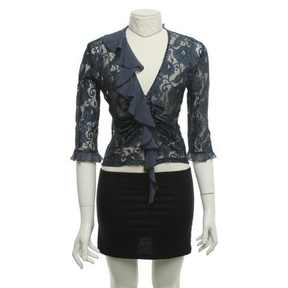 Karen Millen top made of lace