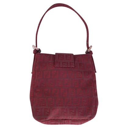 Fendi Small red shoulder bag
