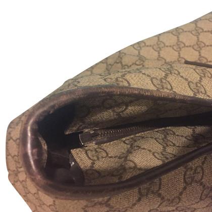 Gucci Shopper gucci in tela