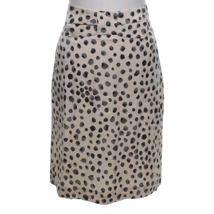 Marc Cain skirt with dots-print
