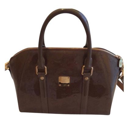MCM Bag with logo pattern