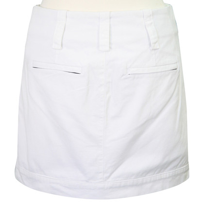 Armani skirt in white