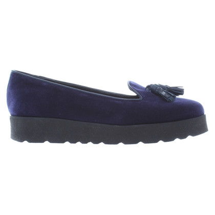 Baldinini Slipper in Velvet