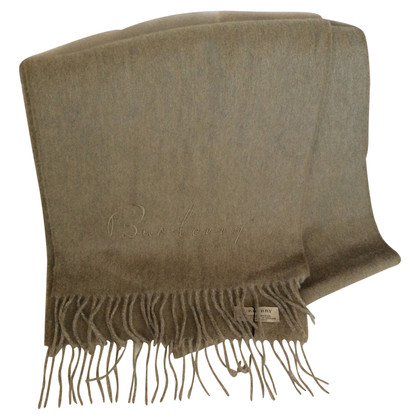 Burberry Scarf in wool/cashmere