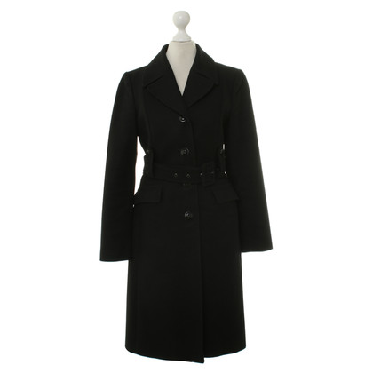 Stefanel Black coat