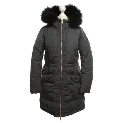Peuterey Down parka with fur