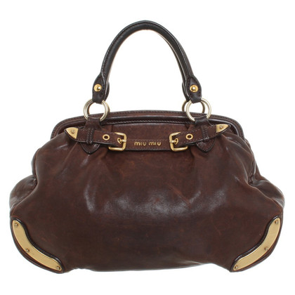 Miu Miu Miu Miu - Bag in brown