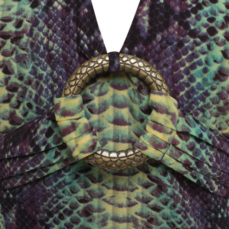 Top Karen Muster mit Millen Print Neckholder Millen Bunt Karen wvcxqI4n6