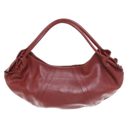 Robert Clergerie Handbag in red