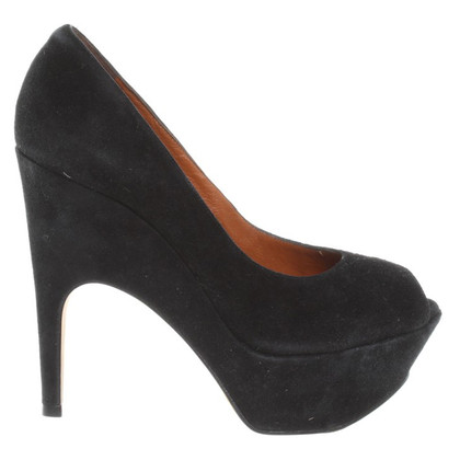 Other Designer Rodo - peep-toes in black