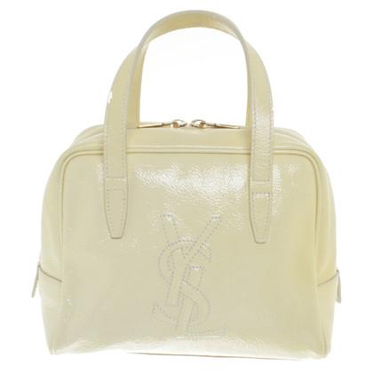 Yves Saint Laurent Handtasche in Gelb