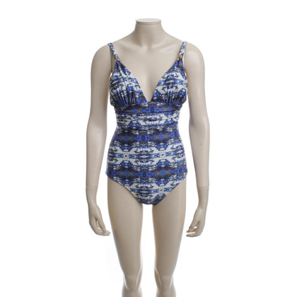 ViX Paula Hermanny Swimsuit with graphic patterns