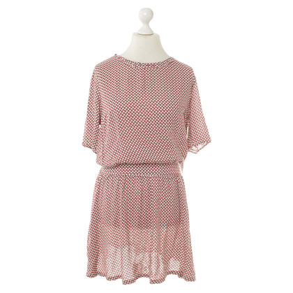 Maison Scotch Print jurk