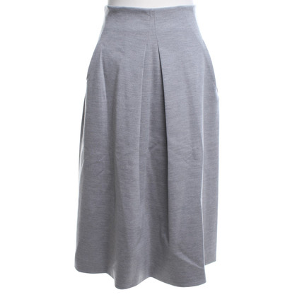 Moschino Maxi gonna in grigio