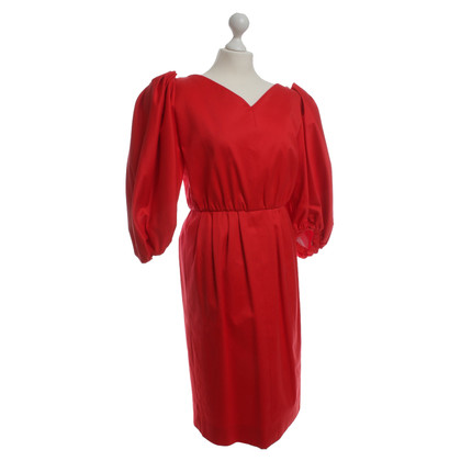 Yves Saint Laurent Abito in rosso