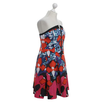 Peter Pilotto Robe de cocktail avec un motif floral