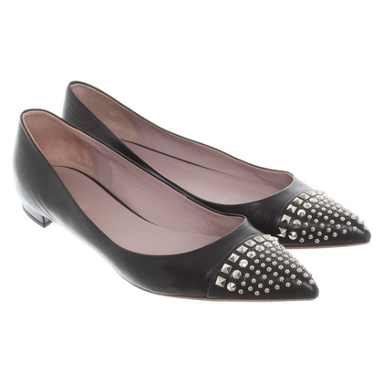 Gucci Ballerinas with rivets