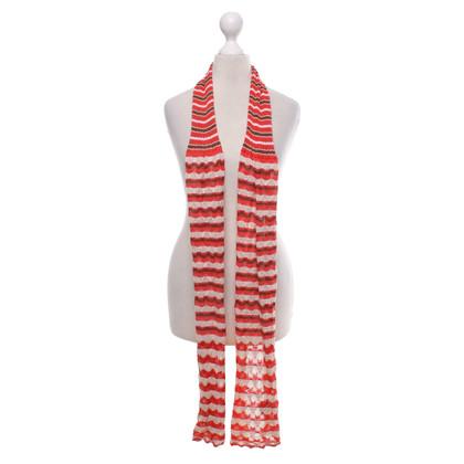Missoni Striped scarf