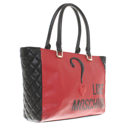 Moschino Love Handtas in tweekleurig