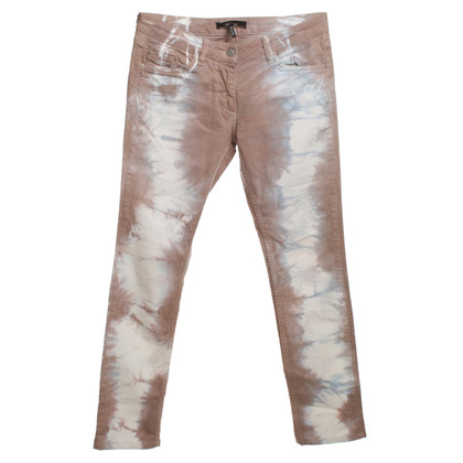 Isabel Marant Jeans with batik patterns
