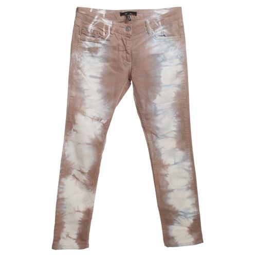 isabel marant jeans mit batik muster - Batiken Muster