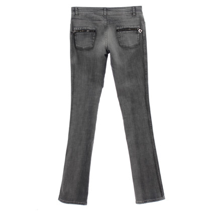 Barbara Bui Slim Fit Jeans in Grau