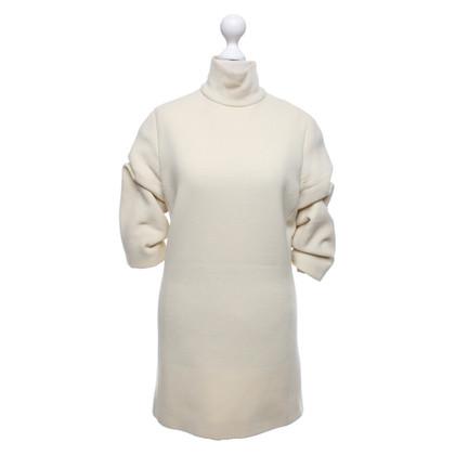 Jean Paul Gaultier Jurk in beige