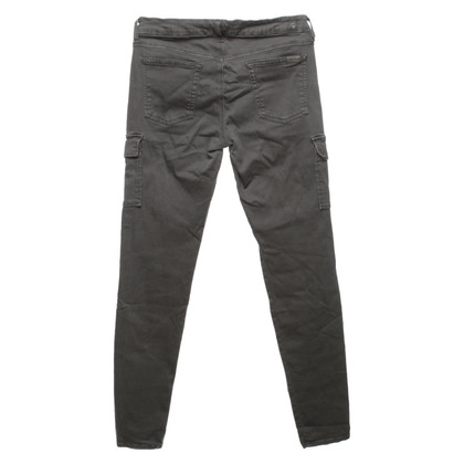 7 For All Mankind Pantaloni cargo in kaki