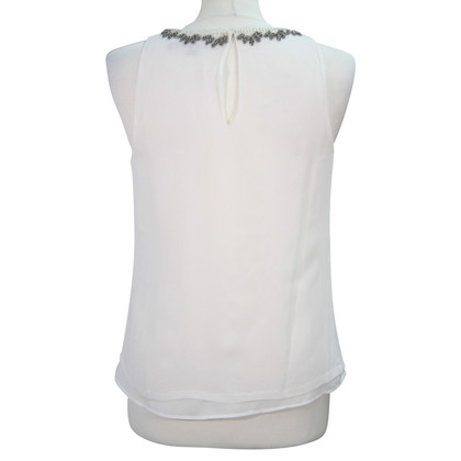French Connection Top in bianco
