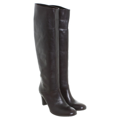 Other Designer Boots in dark brown