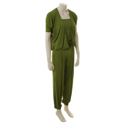 Other Designer Pier Antonio Gaspari - jumpsuit in green