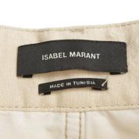 Isabel Marant Bermudashorts in Beige