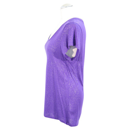 Whistles Top in Violet