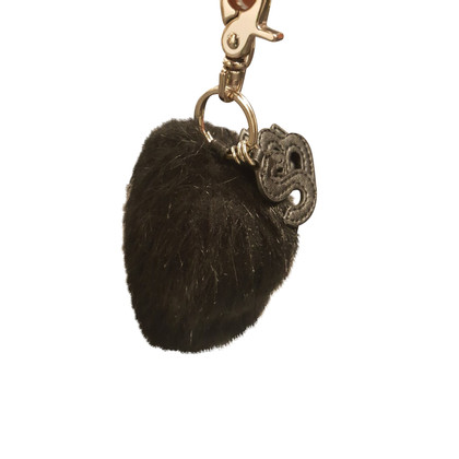 See by Chloé Faux fur pendant